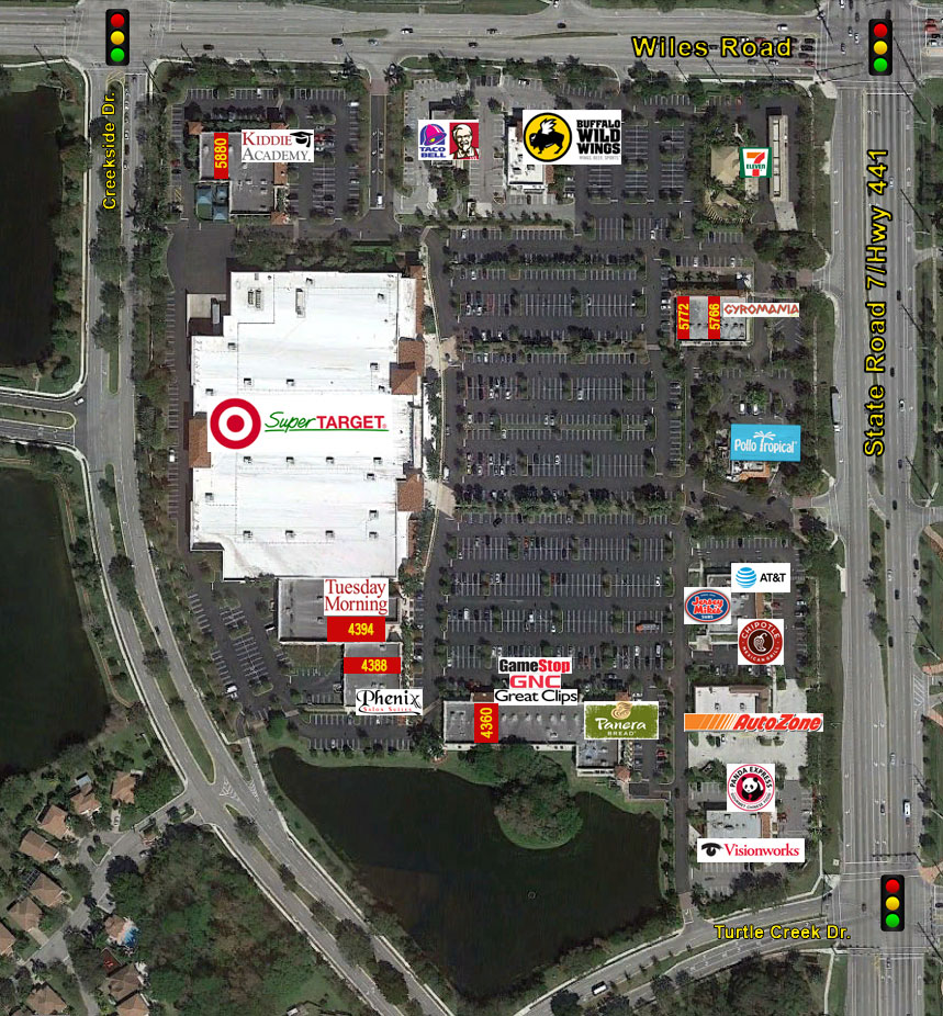 Ross Acquires Turtle Crossing Shopping Center